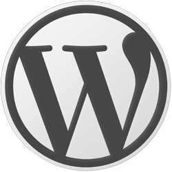 Mantenimiento Web WordPress logo