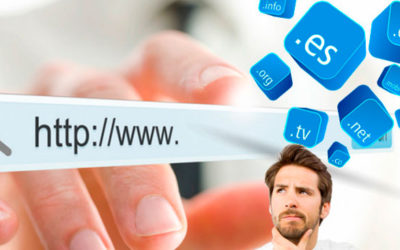 Posicionamiento en buscadores. ¿Que son los dominios de Internet y como afectan al SEO?