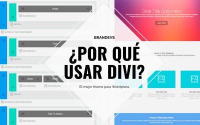 ¿Por qué usar DIVI en diseño web?